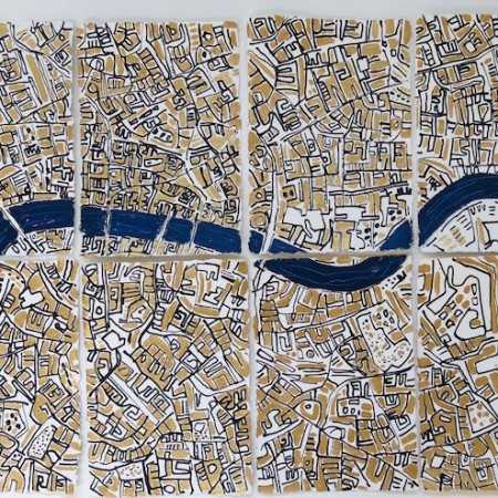 London Maps | Barbara Macfarlane